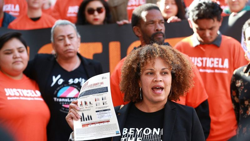 Plan to create an L.A. County womens' jail in Lancaster faces serious opposition | The LA Times